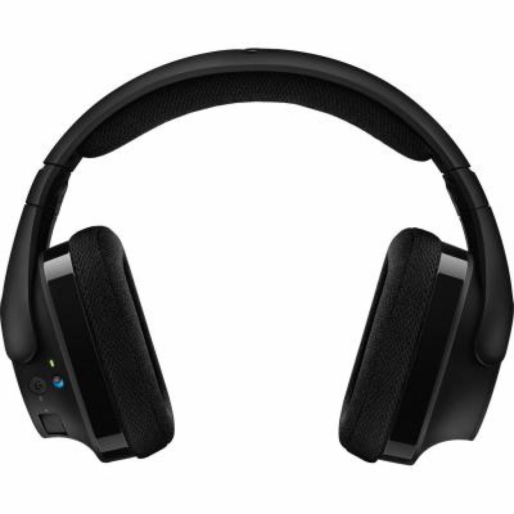 Навушники Logitech G533 Wireless (981-000634) купити в Києві ... 494f8b04f3bc7